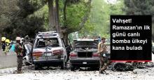 Afganistan'da Ramazan Ayının İlk Günü Saldırı: 18 Ölü