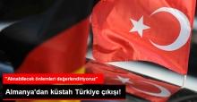 Almanya'dan Küstah Çıkış: Türkiye ile İlgili Alınacak Önlemleri Değerlendiriyoruz
