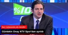 NTV Spor'un Simge İsimlerinden Güntekin Onay, BeIN Sports'la Anlaştı