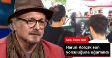 Harun Kolçak'a Son Veda Teşvikiye Camii'nde Gerçekleşiyor