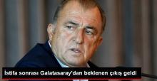 GS Başkanı Özbek: Terim'le Görüşmedim Ancak Yarın Ne Olur Bilinmez