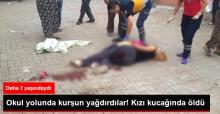 Balıkesir'de Okul Yolunda Anne ve Kızına Silahlı Saldırı! 7 Yaşındaki Kız Öldü