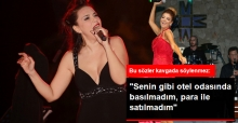 Yeşim Salkım, Gülben Ergen'i Fena Bombaladı: Ben Otel Odalarında Kimseyle Basılmadım