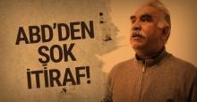 ABD'den şok Abdullah Öcalan itirafı!