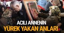 Naim Süleymanoğlu'nun annesi yürek yaktı!