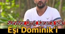 Survivor Ümit Karan'a icra şoku