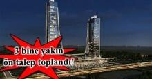 Ankara ELMAR Towers  talep patlaması yaşanıyor