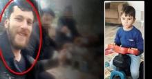 Korkunç! 4 yaşındaki oğlunu öldürüp selfi çekti...