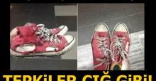 Fakirlikle Alay Ettiği Düşünülen Ayakkabı Modeli Büyük Tepki Çekti