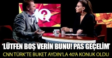 Orhan Gencebay, Buket Aydın ile 40 programında konuştu