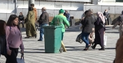 Temizlik görevlisi, bulduğu 650 bin lirayı sahibine teslim ederek takdir topladı