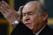 Bahçeli'den Davutoğlu'nun Tunceli Ziyaretine Sert Tepki