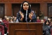 Dünyanın tartıştığı kadın idam edildi!