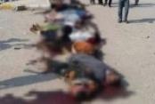 IŞİD'den Bağdat'ta Katliam: Yerel Militanları Sokakta İnfaz Ettiler