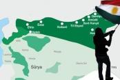 Kürtler anlaştı işte Kürt devletinin kurulacağı yer!