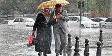 11 İle Sağanak Yağış Uyarısı