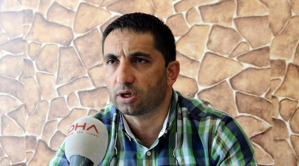 """Utsyd Başkanı Çetin Ünlü: """"tır Şoförleri Topluca Başka Bir Yere Nakledilmiş,fidye İsteniyor"""""""