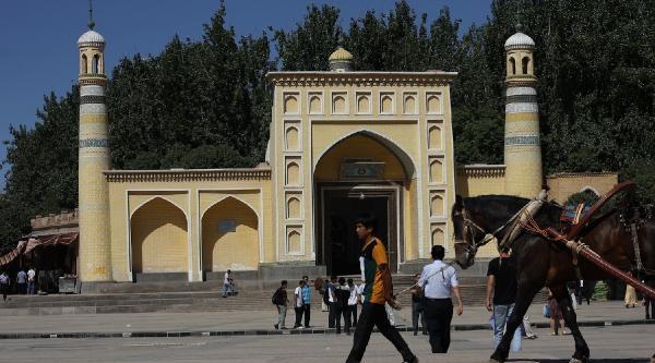 Uygur Bölgesinde Cami İmamina Suikast