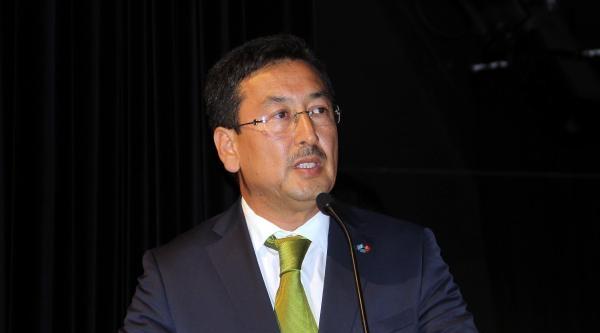 Uygur Türkleri Kayseri'de Buluştu: Çin Mallarını Boykot Edin