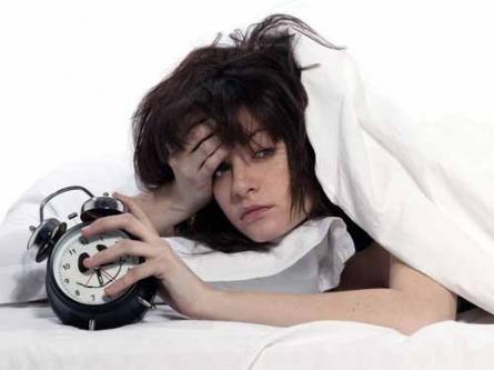 Uykusuzluğun kadınlar üzerindeki etkisi...