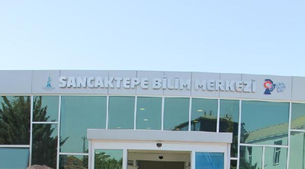Uzaya Çikan İlk Hekim Astronot Davıd Hılmers, Sancaktepe'de Öğrencilerle Bulustu