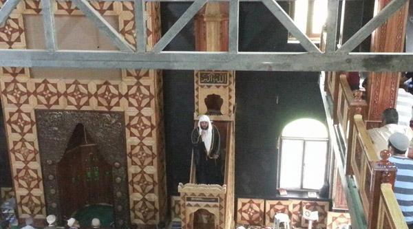 Uzungöl'de 'cuma Hutbesi' Tartışması