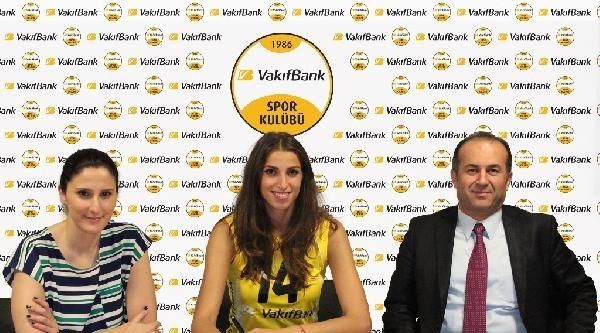 Vakıfbank, Dünya Sayı Rekortmeni Vasileva'yı Kadrosuna Kattı