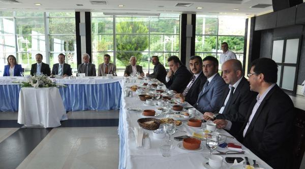 Vali Aksoy: Samsun'un Suç Haritasını Çikardik