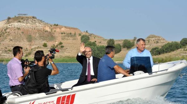 Vali Demirtaş: Demokratikleşme Paketi Bölge Turizmine Canlılık Getirecek