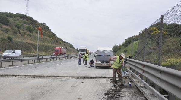 Vali Ercan Topaca: Tem Onarımında Sürücüleri Daha Az Etkileyecek Planlama Yapılacak