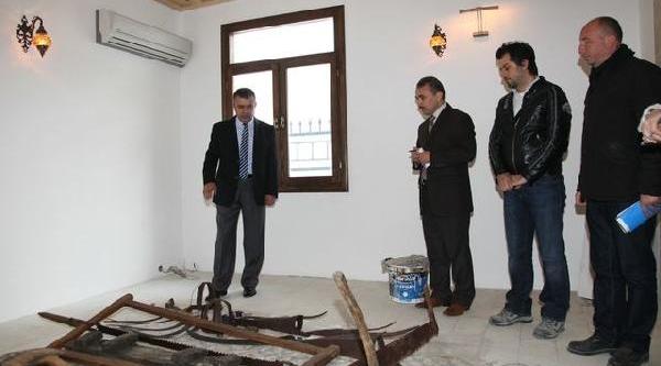 Vali Lekesiz: Hatay, Müzeler Şehri Olacak