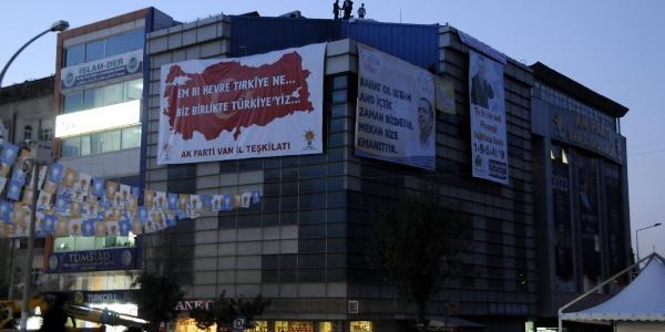 Van, Başbakan Erdoğan'a Hazir