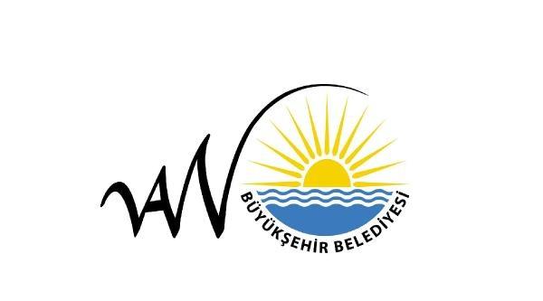 Van Büyükşehir'in Logosu Göl Ve Güneş