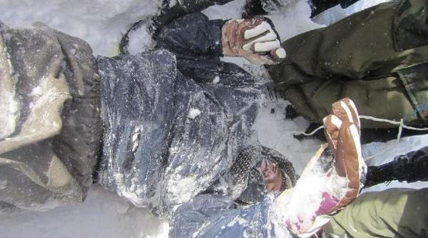 Van, Hakkari Ve Bitlis'te Kar Çilesi (3)