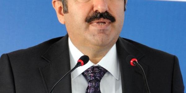 Van Valisi Aydin'i Suçlayan 5 Yardimcisi Tayin Istedi
