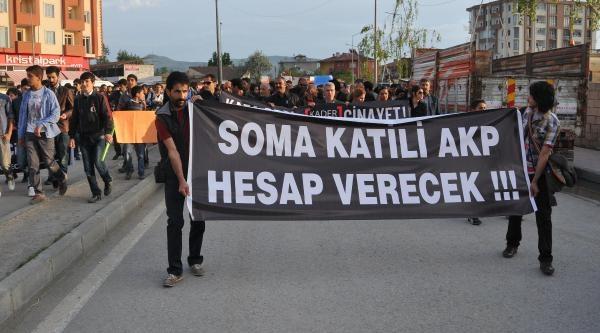 Van Ve Yüksekova'da Soma Yürüyüşü (3)