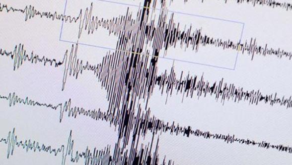 Van'da 4.6 Büyüklüğünde Deprem