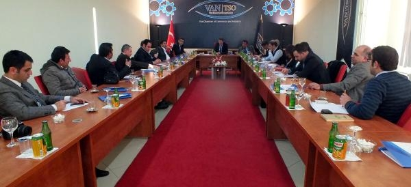 Van'da Elektrik Kesintileri Için Takip Komisyonu Kuruldu