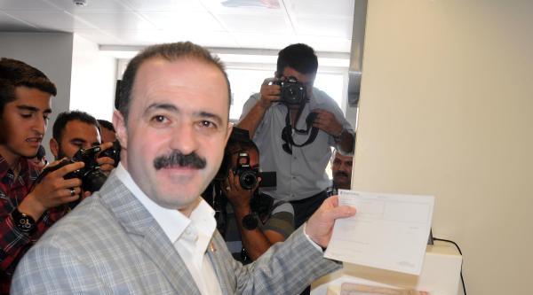 Van'da Erdoğan'a Bağış Yapacak Ak Partililer İçin Geniş Güvenlik Önlemi