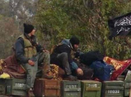 Ve beklenen operasyon başladı! IŞİD vuruluyor...