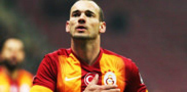 Ve Sneijder imzayı atıyor! Tek şartı ise...