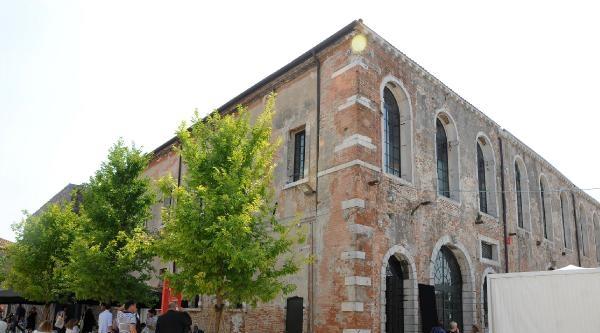 Venedik Mimarlık Bienali'nde Türkiye Pavyonu Açıldı
