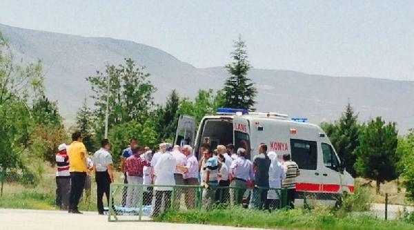 Veteriner, İneğin Tekmesiyle Ağır Yaralandı