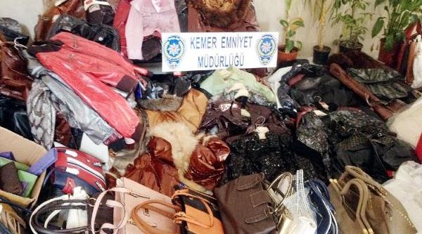 Villadan 50 Bin Liralik Deri Eşya Çalanlar Yakalandi