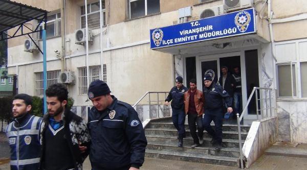 Viranşehir'de 8 Ay Önceki Cinayetin 4 Şüphelisi Tutuklandı