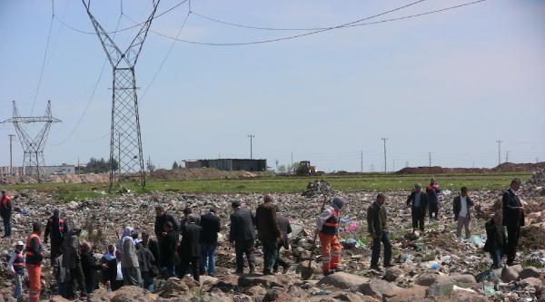 Viranşehir'de Çöplükte Yakılmış Oy Pusulaları Bulundu