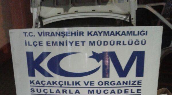 Viranşehir'de Kaçak Sigaraya 6 Gözaltı