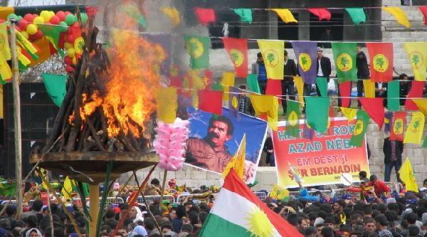 Viranşehir'de Nevruz Kutlaması