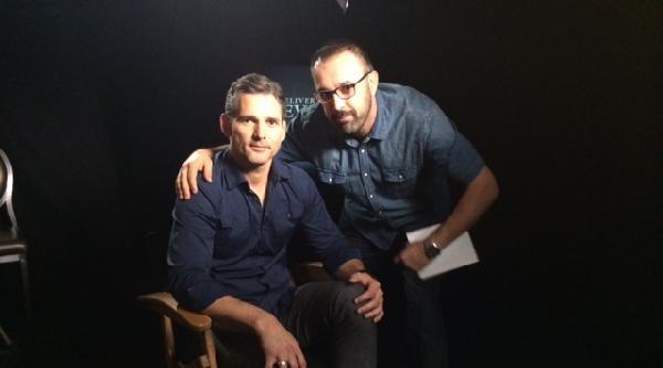 Vizona Girecek Olan 'bizi Kötüden Koru' Filminin Oyuncuları Dha'ya Konuştu