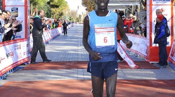 Vodafone Istanbul Maratonu'ndan Fotoğraflar